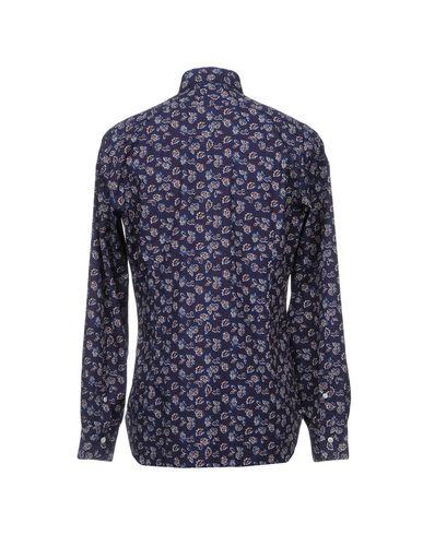 BARBA Napoli Hemd mit Muster