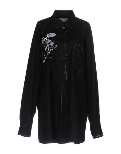 ser etter topp kvalitet online Maison Margiela Skjorter Og Bluser Glatte pålitelig billig online ny ankomst butikkens for IknAf9fO