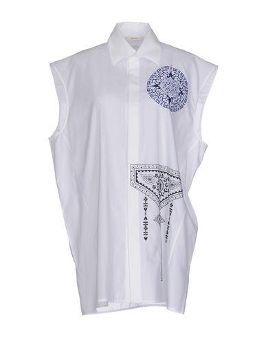 CÉLINE Camisas y blusas lisas