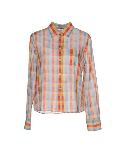 3a60142f405e Miu Miu Checked Shirt - Women Miu Miu Checked Shirts online on YOOX United  Kingdom - 38681622