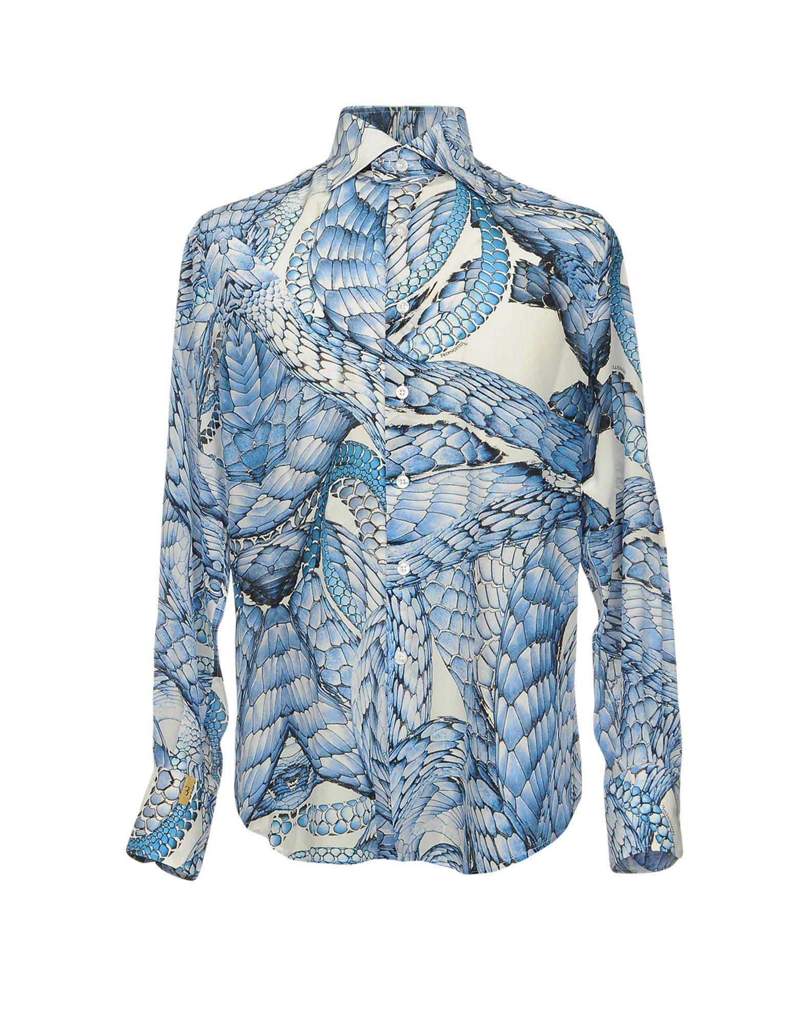 Camicia Fantasia Billionaire Uomo - Acquista online su