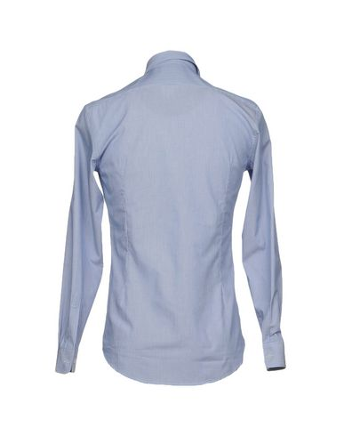 Daniele Alessandrini Stripete Skjorter fabrikkutsalg klaring beste prisene Manchester billig pris kjøpe online nye iVJKgLQ