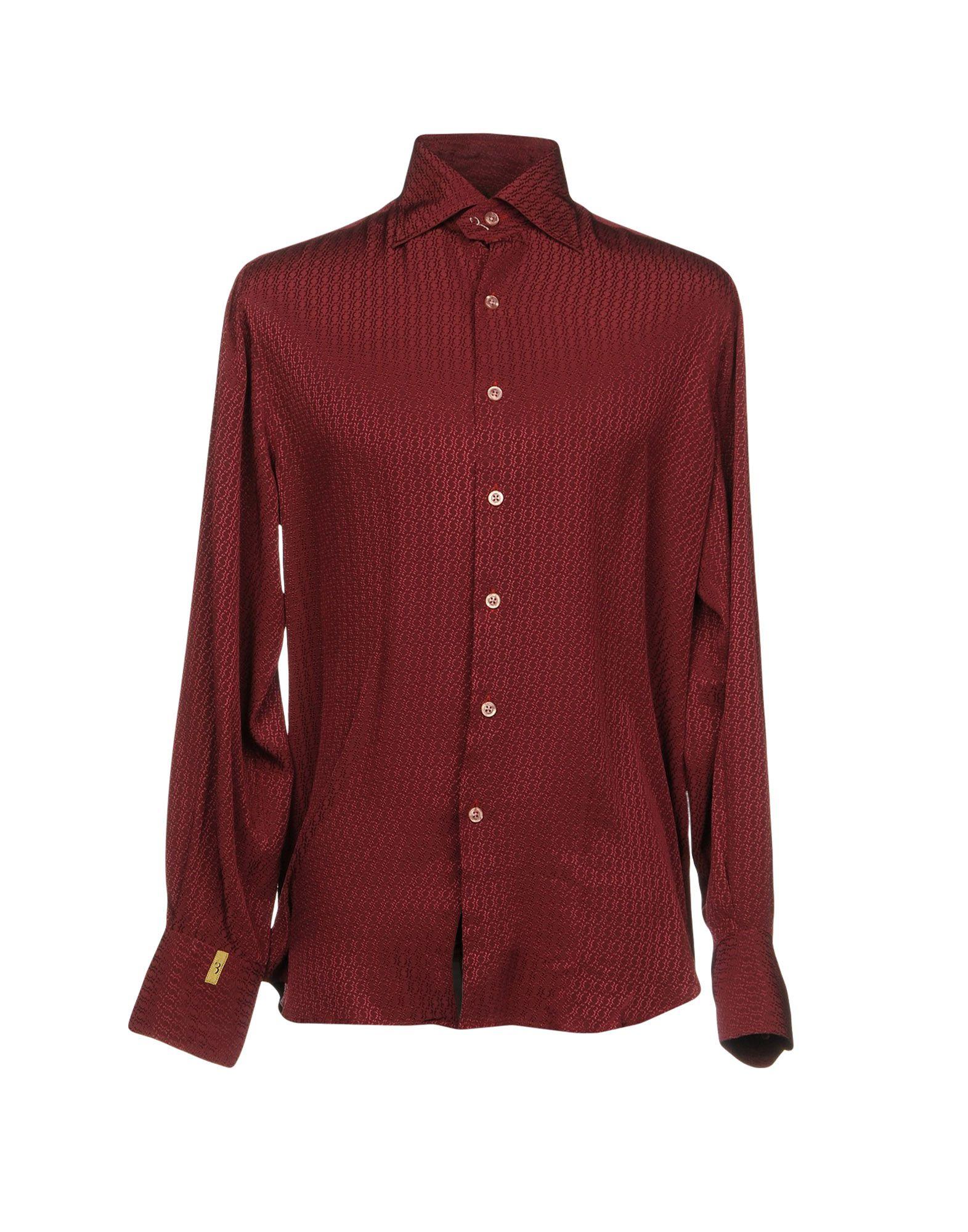 Camicia Tinta Unita Billionaire Uomo - Acquista online su