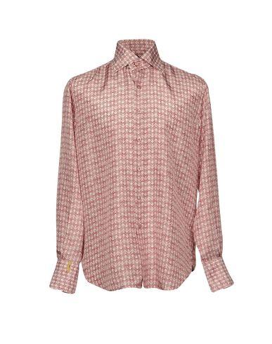 kjøpe billig klaring bestselger online Milliardær Trykt Skjorte klaring pålitelig cU5DL