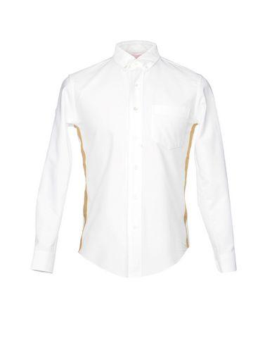 PALM ANGELS - Camicia tinta unita