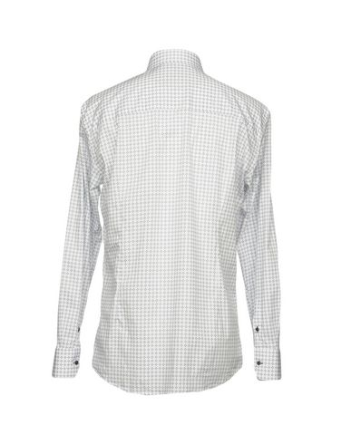 Großer Verkauf EREDI DEL DUCA Hemd mit Muster Rabatt Bilder tFfw5GLEp8