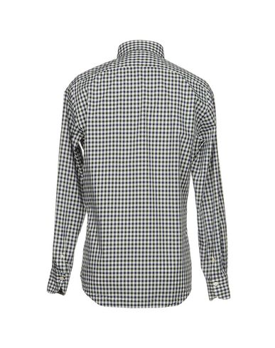 Finamore Rutete Skjorte 1925 autentisk billig pris billig nettbutikk Manchester online-butikk billig 2014 unisex stikkontakt med kredittkort lSXjDZVYWT