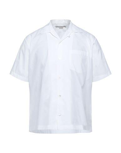 STELLA McCARTNEY MEN - 솔리드 컬러 셔츠