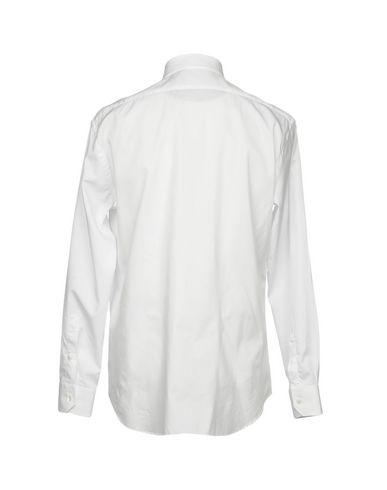 ROBERTO CAVALLI Einfarbiges Hemd Outlet-Websites Günstiges Bezahlen mit Paypal Kaufen Sie billig sehr billig Billig Verkauf Authentisch Billig Verkauf Limitierte Edition UyKp2ql