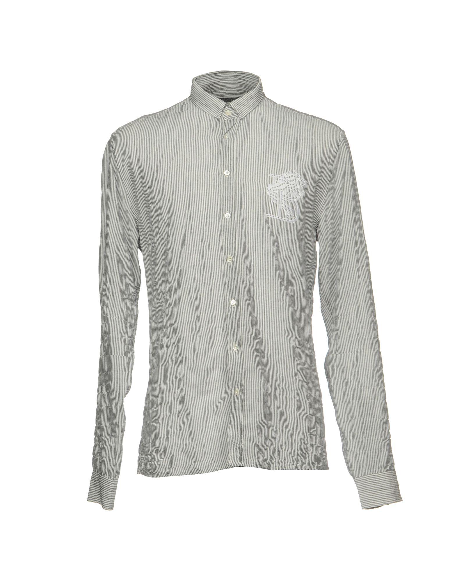 Camicia A Righe Balmain Uomo - Acquista online su