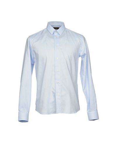 VERRI - Solid color shirt