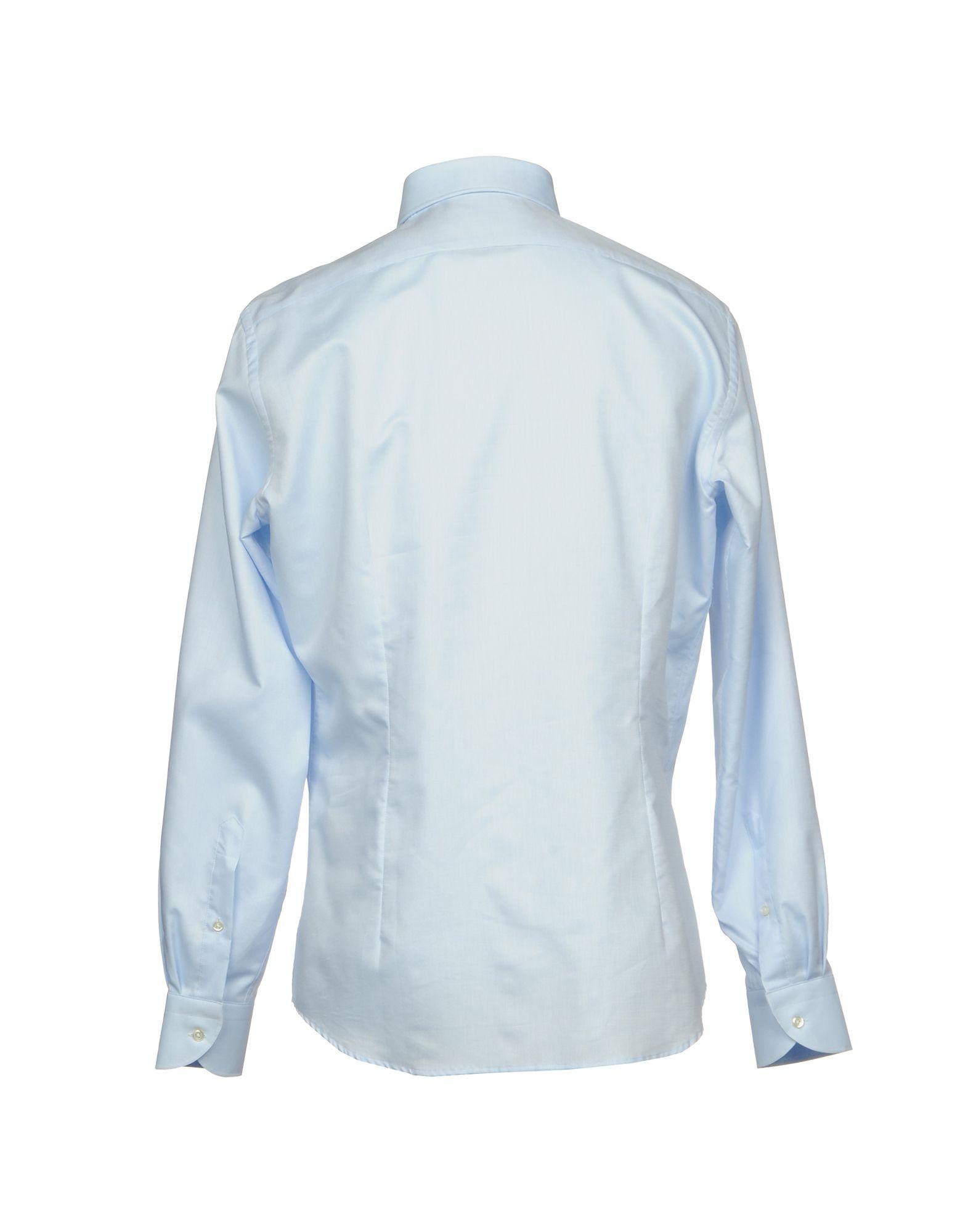 Camicia Tinta - Unita Tru Trussardi Uomo - Tinta 38682852EA 6425ff