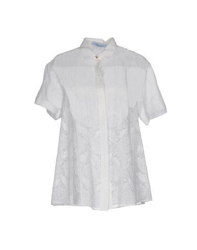 Blumarine Blonder Skjorter Og Bluser gratis frakt eksklusive rabatt nye stiler S1Vm2JcT