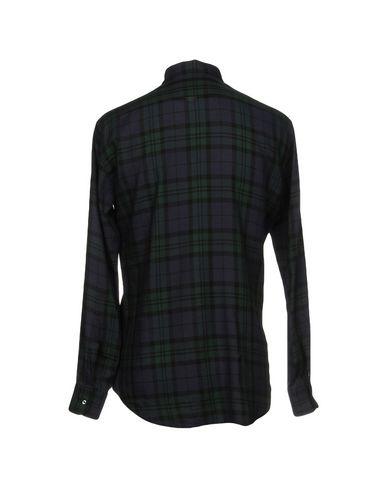 Dsquared2 Skjorte Cuadros klaring pålitelig jR7G18