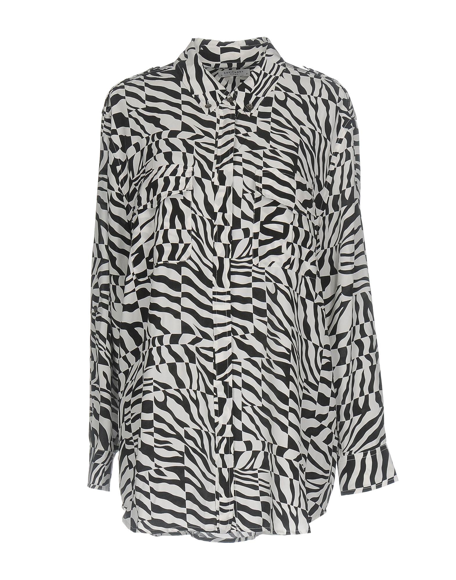 Camicie E Bluse Fantasia Equipment Donna - Acquista online su moT9pj