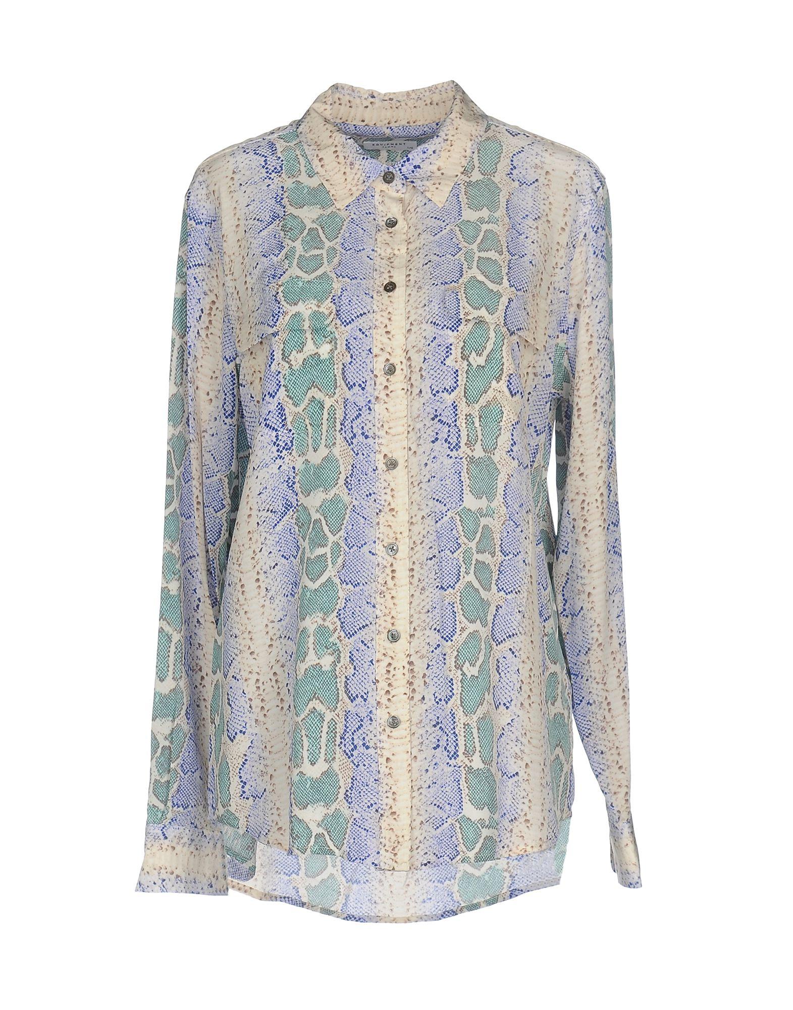 Camicie E Bluse Fantasia Equipment Donna - Acquista online su
