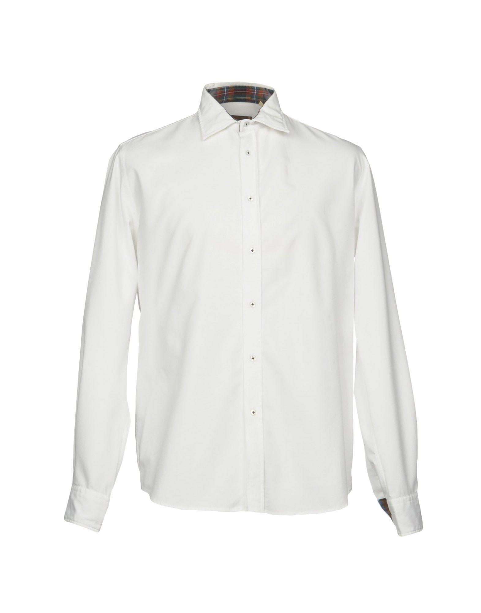 Camicia Tinta Unita Altea herren - 38683225TX