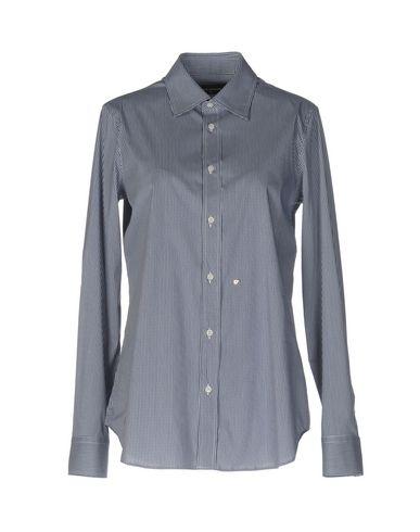 Mujer De Dsquared2 Camisa En Cuadros Camisas qztYwFp