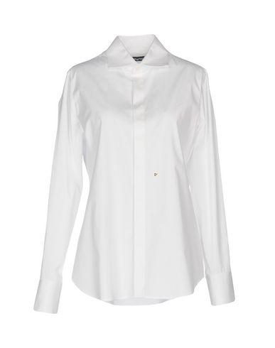Et Blanc Dsquared2 Couleur Chemises Chemisiers De Unie zPPwv6axq