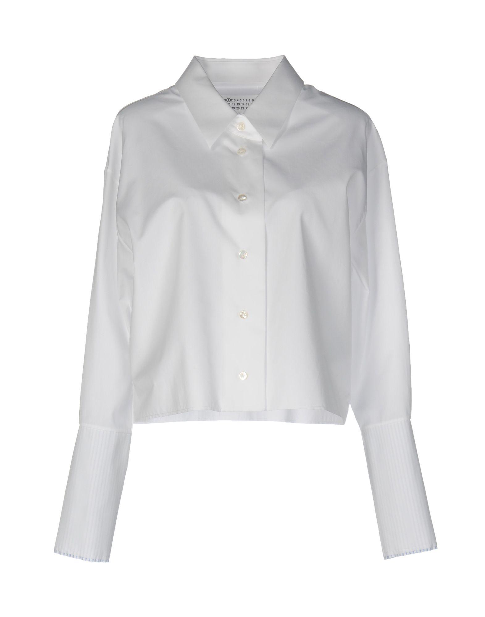Camicie E Bluse Tinta Unita Maison Margiela Donna - Acquista online su lDqMPPmR