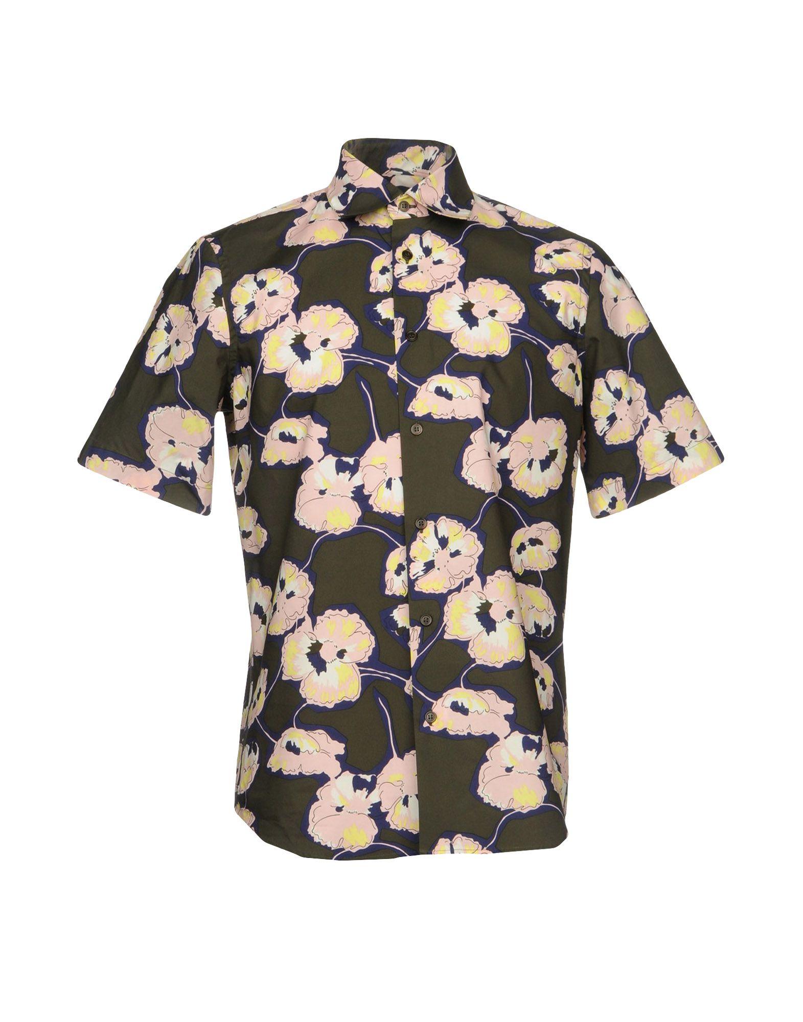 Camicia Fantasia Marni Uomo - Acquista online su