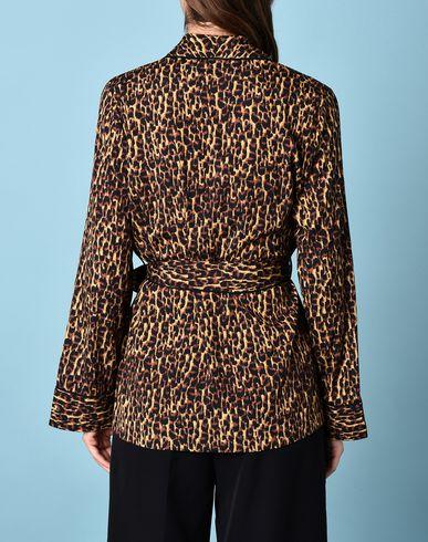 Jolie Av Edward Spir Camisas Y Blusas Estampadas billig salg fabrikkutsalg 5oI0RDp
