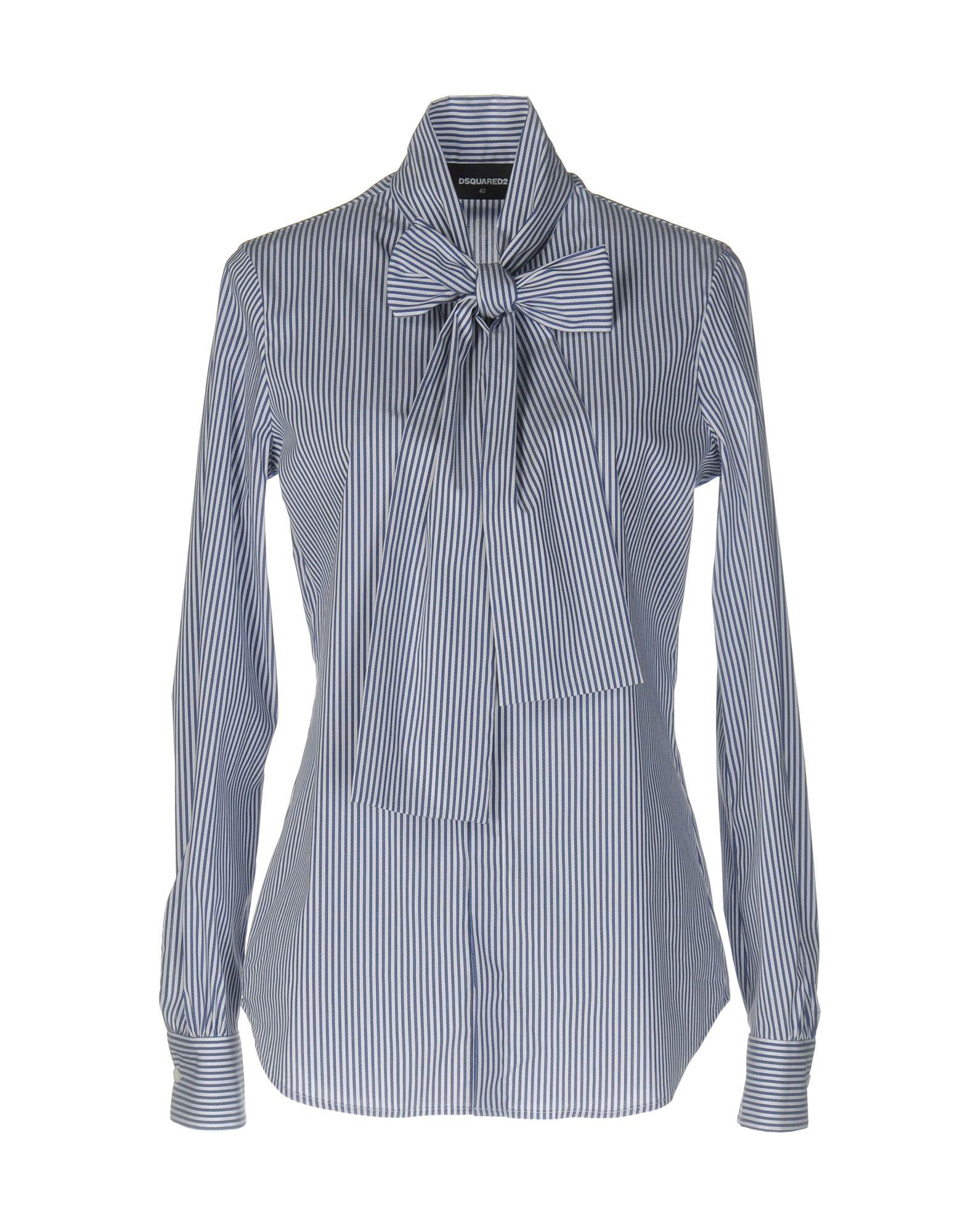 Camicia A Righe Dsquared2 Donna - Acquista online su RssPdj0poj