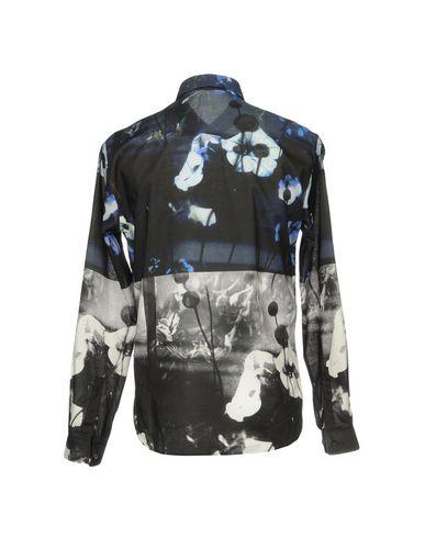clearance rekke Meq Trykt Shirt Alexander Mcqueen for salg 2014 nicekicks online YAavFIl