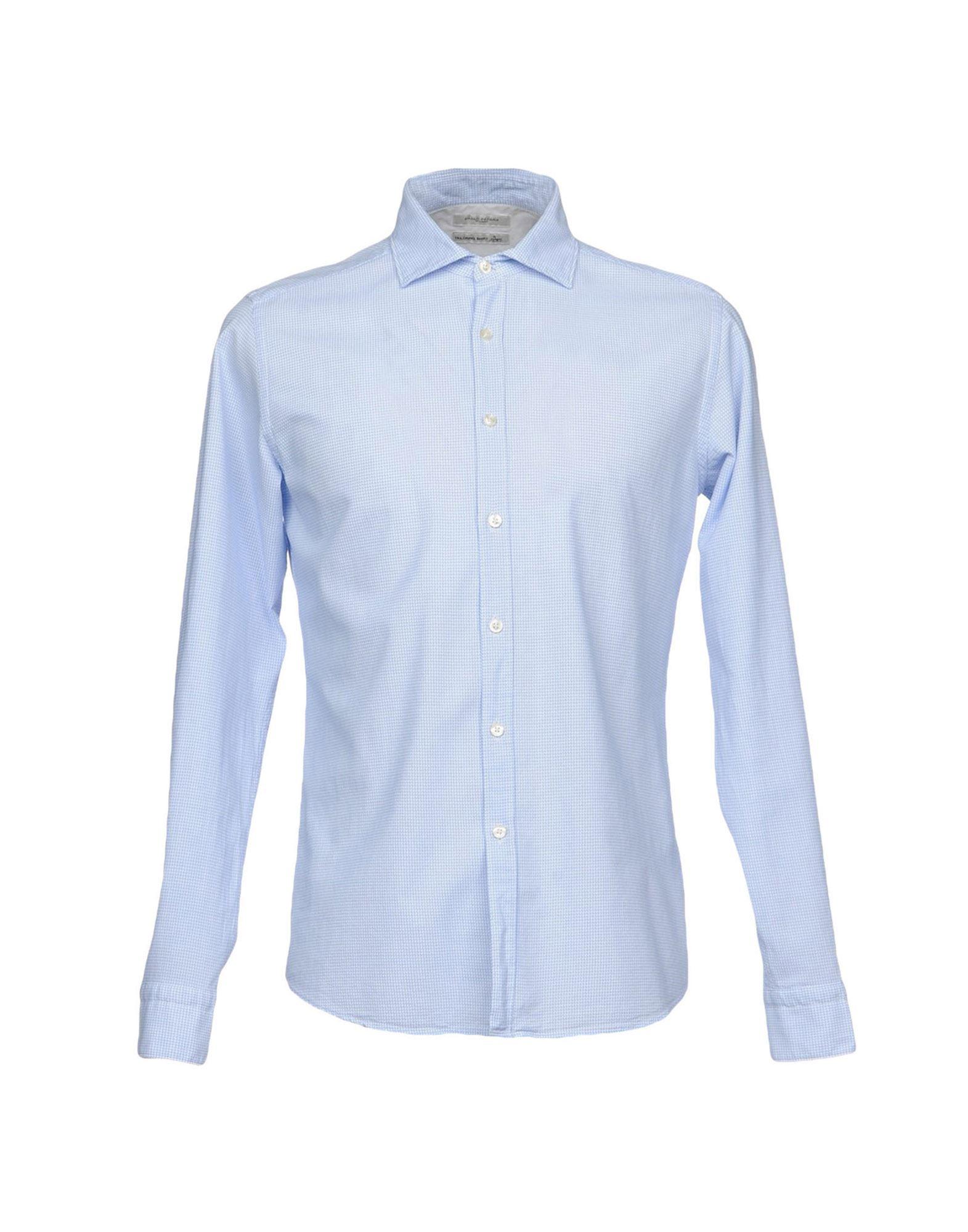 Camicia Fantasia Paolo Pecora Uomo - Acquista online su