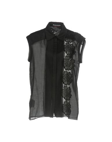 ROCHAS - Lace shirts & blouses