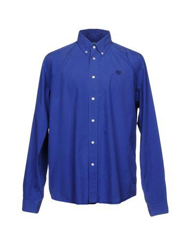 KENZO Einfarbiges Hemd