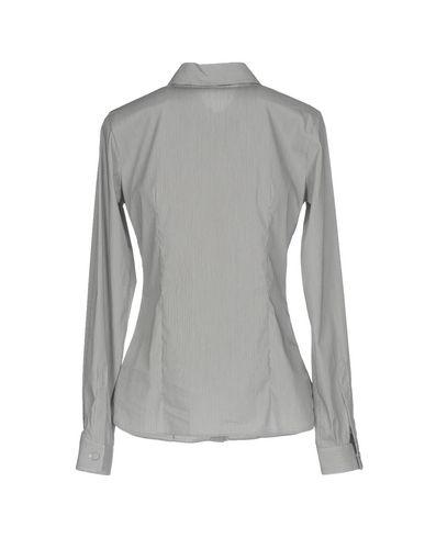 utløp rabatt billig største leverandøren Daniele Alessandrini Stripete Skjorter rabatt lav pris ab8Xoi6Wzq