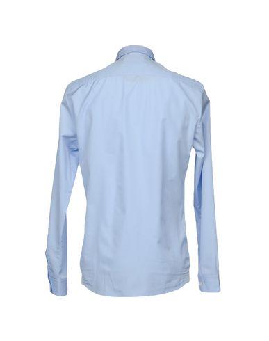 Huset Margiela Camisa Lisa billig salg footlocker billig pris kostnaden cqADn