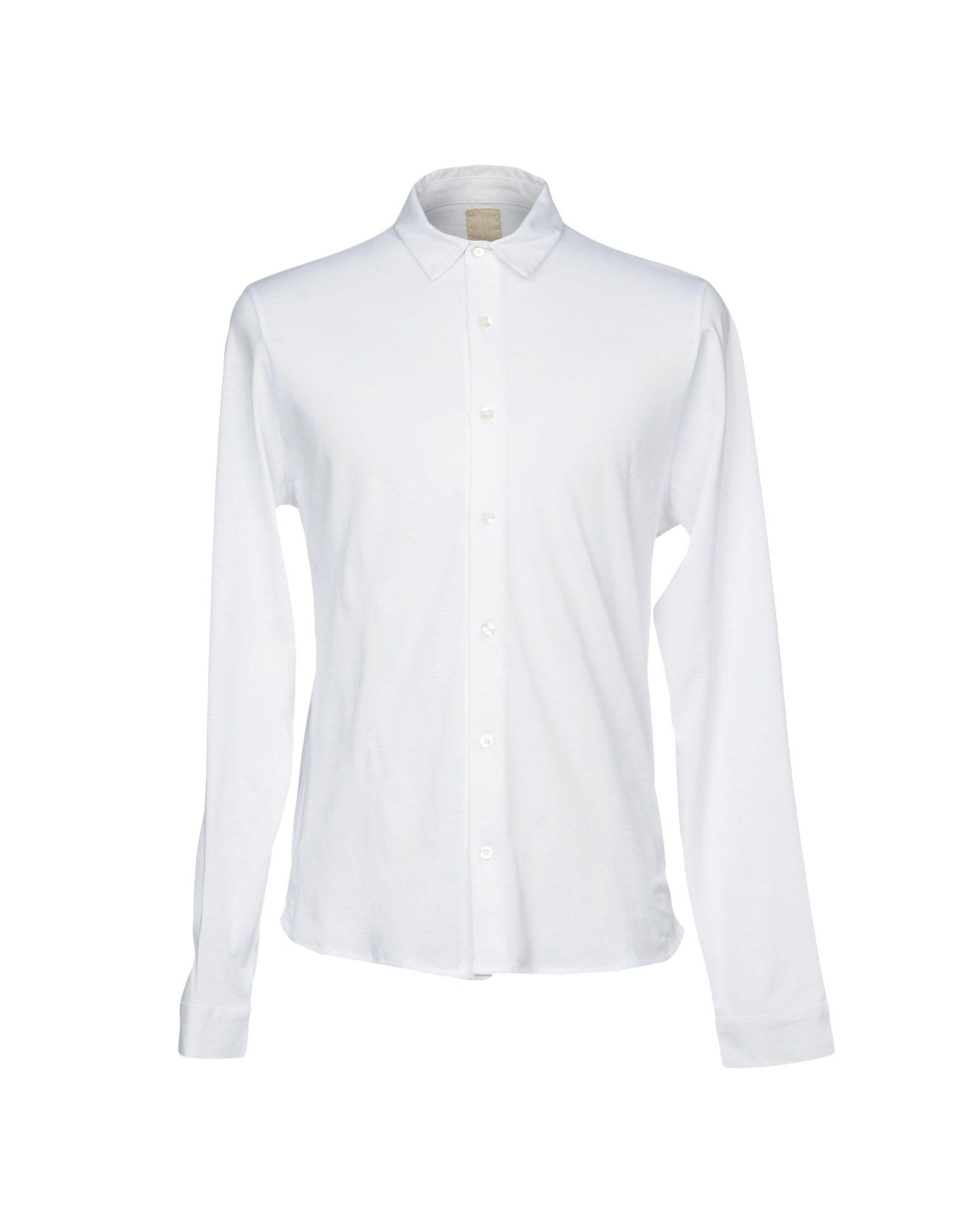 Camicia Tinta Unita Unita Unita Kaos Uomo - 38684268OU 0848f3