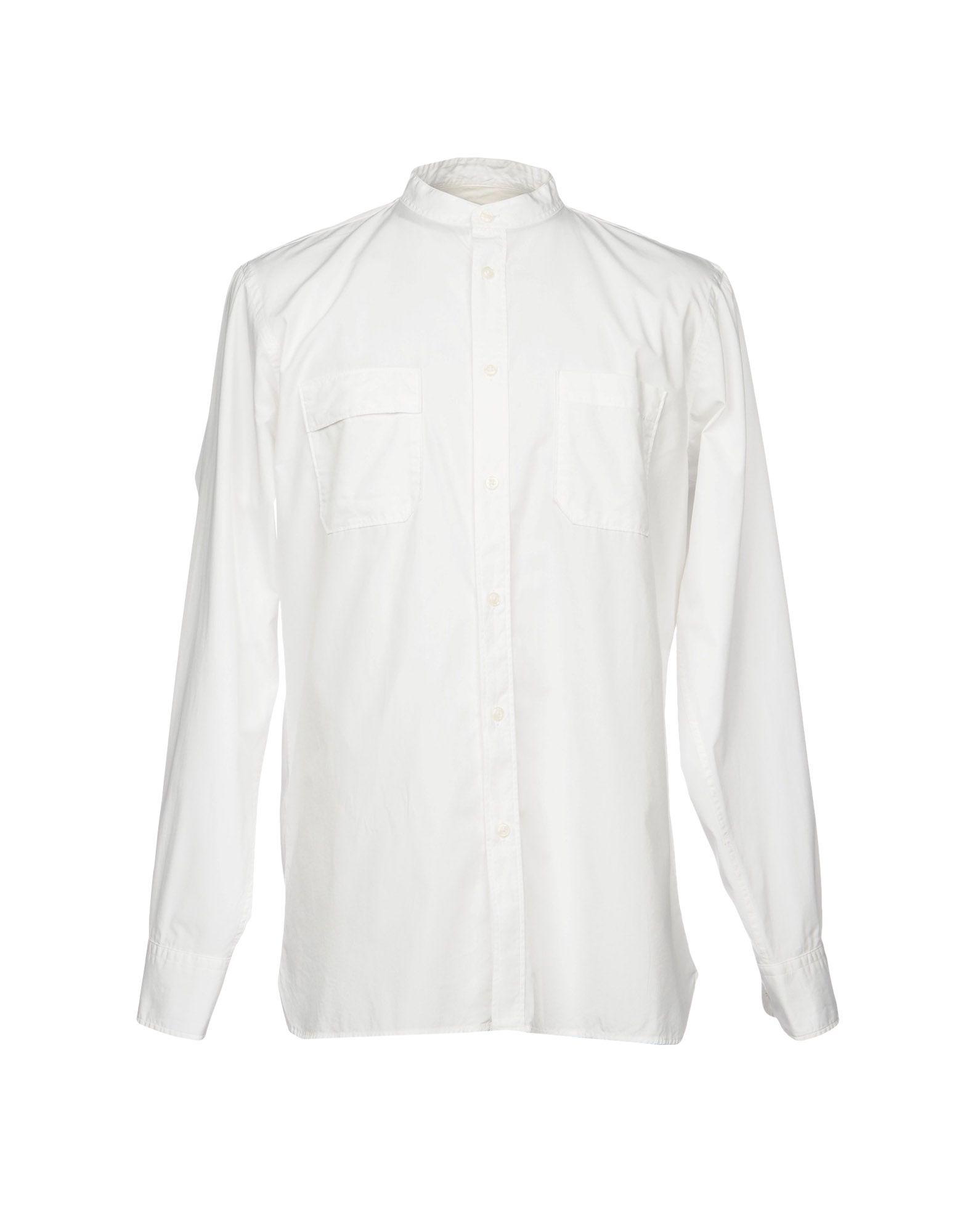 Camicia Tinta Unita Universal Works herren - 38684269 E