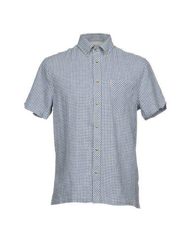 rekkefølge klaring klaring butikken Ben Sherman Rutete Skjorte bestselger billig pris Mp7v76MpE
