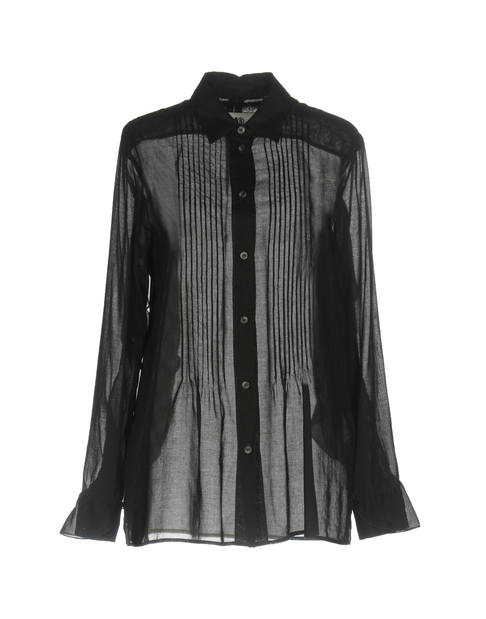 Camicie E Bluse Tinta Unita Mm6 Maison Margiela Donna - Acquista online su EK2lFdf8U6