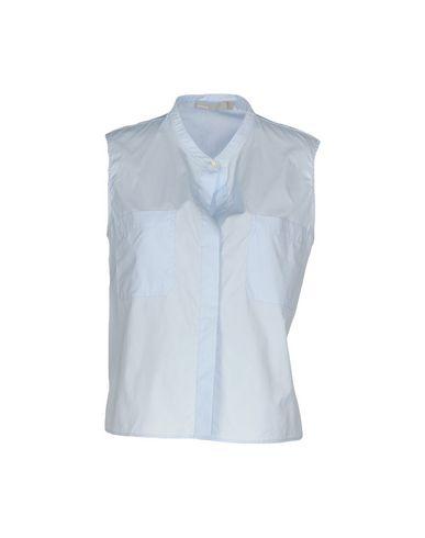 VINCE. Camisas y blusas lisas