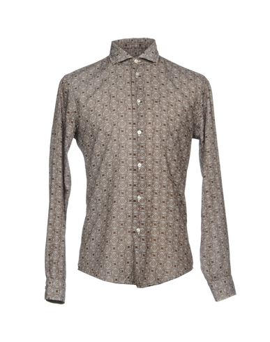 BRIAN DALES - Patterned shirt