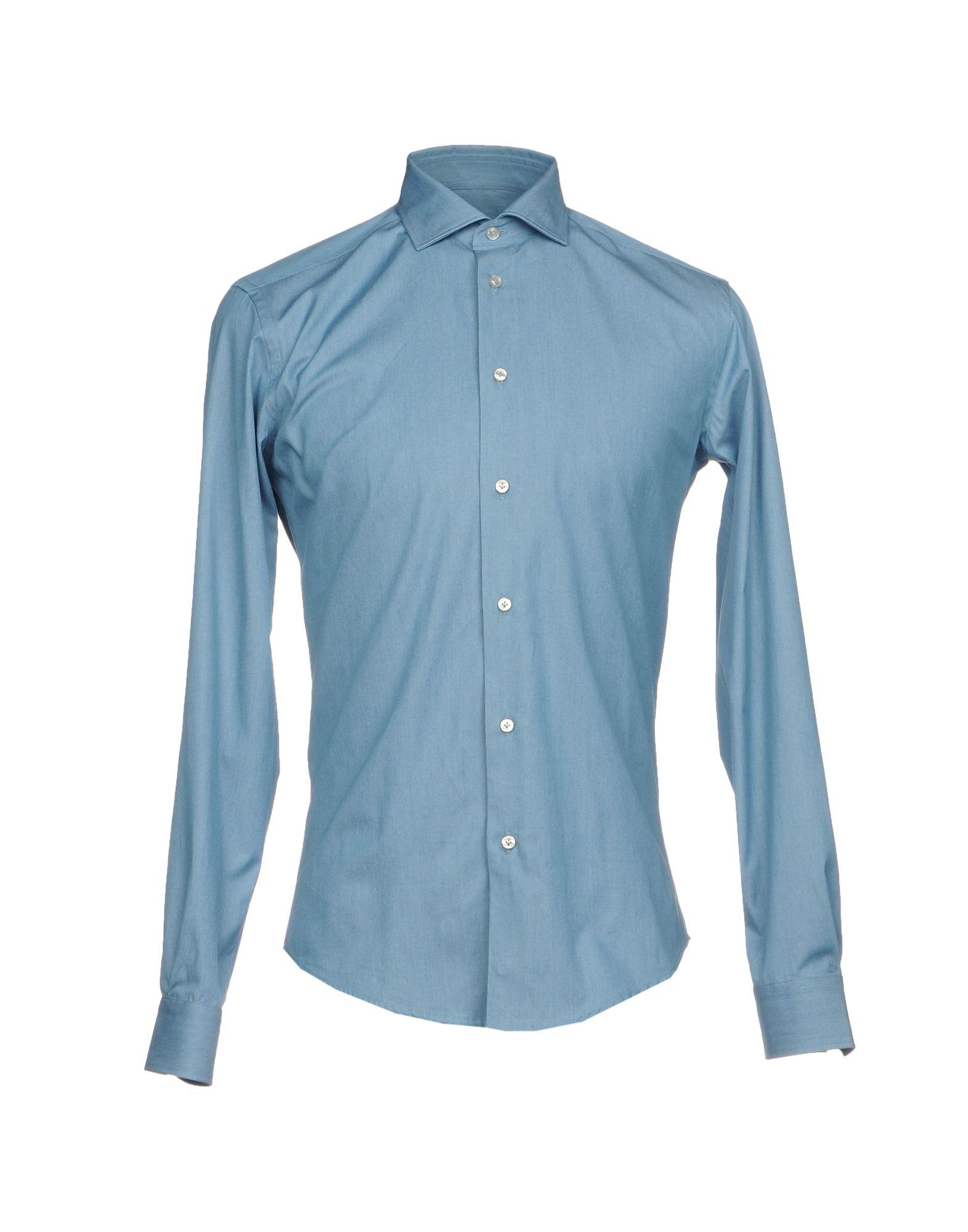 Camicia Tinta Unita Unita Unita Brian Dales Uomo - 38684912WE 26fb0d