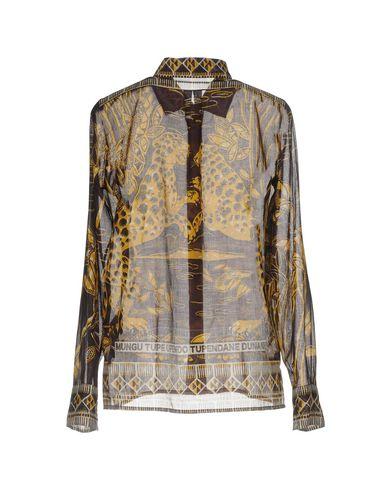 rabatt pålitelig Valentino Mønstrede Skjorter Og Bluser rabatt view billige beste prisene kjøpe billig virkelig tumblr online XPQAaD