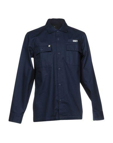 OBEY Camisa lisa