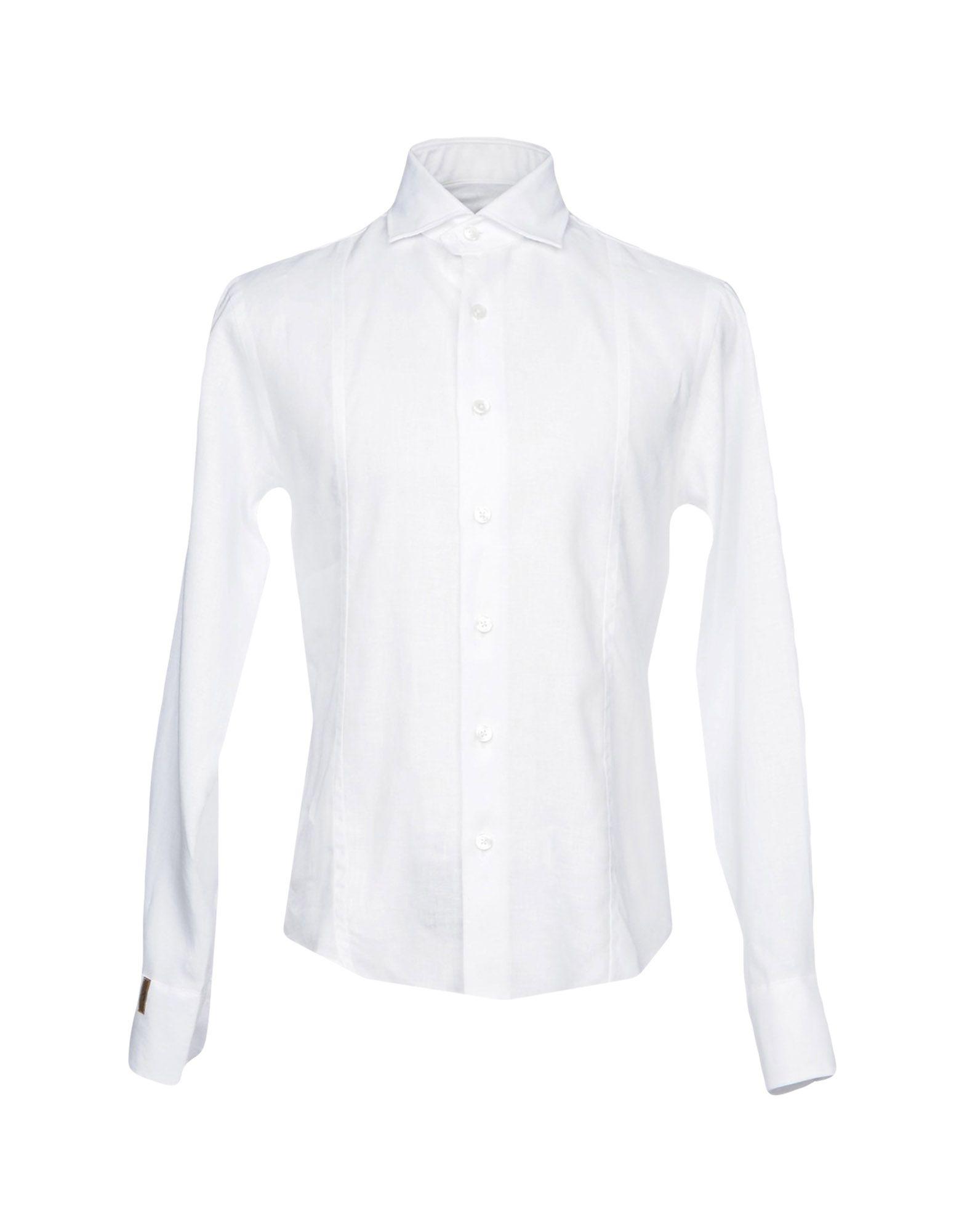 Camicia Camicia Camicia Tinta Unita Billionaire Uomo - 38685403MV c7633e