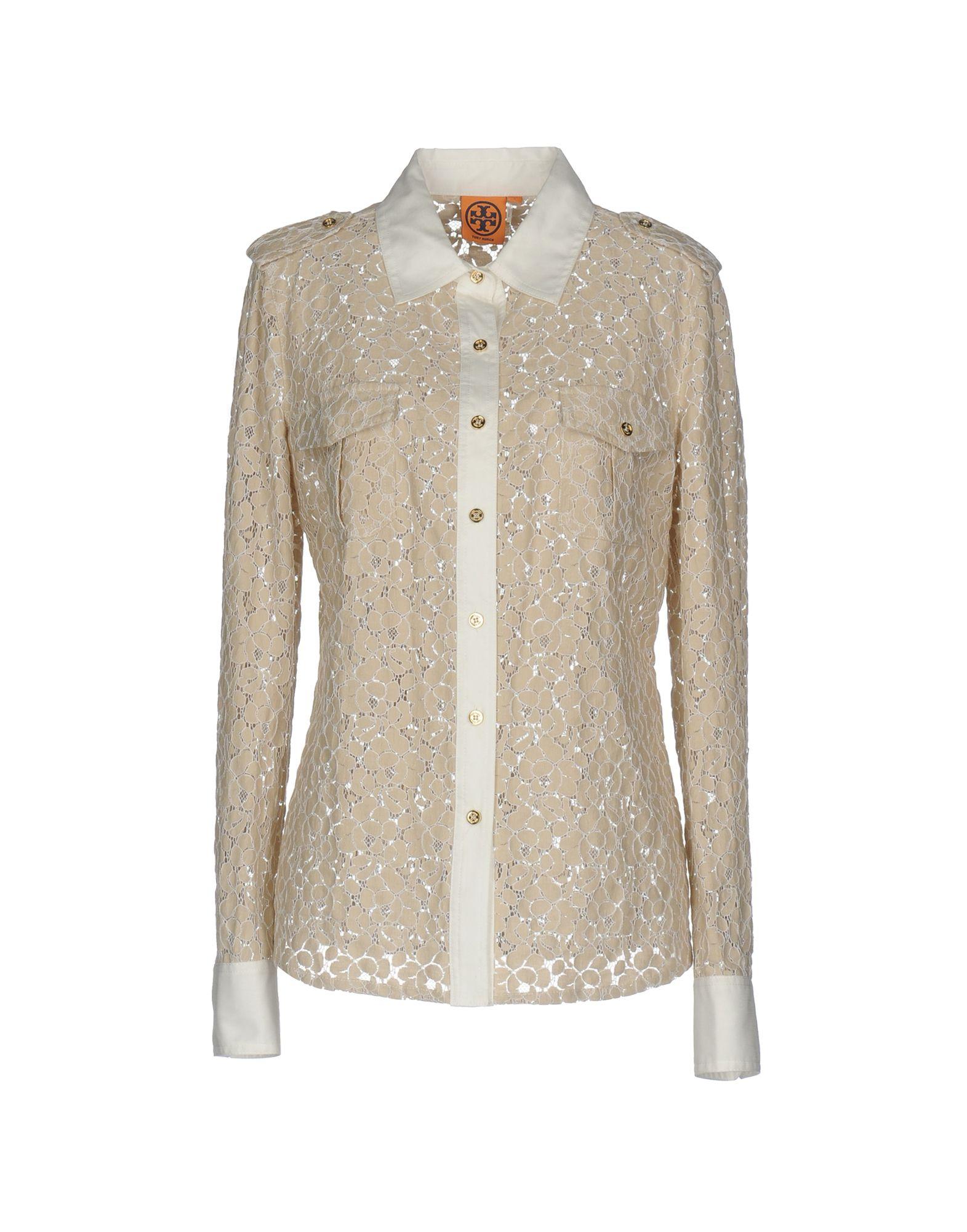 Camicie E Bluse In Pizzo Tory Burch Donna - Acquista online su 4XUvHJT