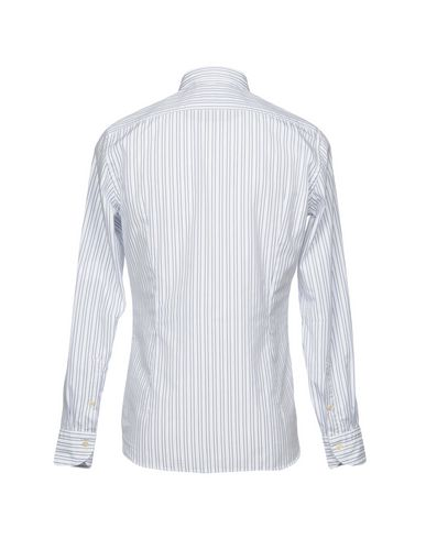 rabatt billig pris engros kvalitet Tintoria Mattei 954 Stripete Skjorter GBUEK
