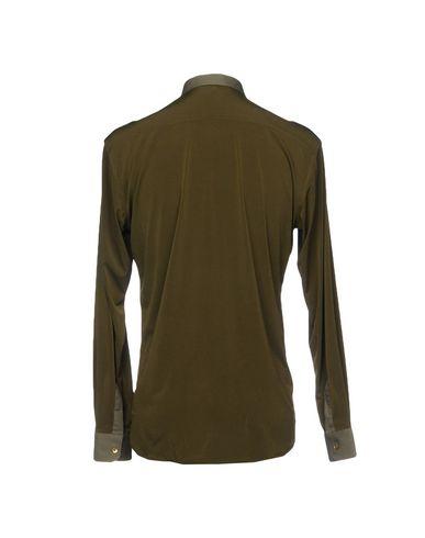 Takeshy Kurosawa Camisa Lisa rabatt profesjonell fasjonable billig pris butikk med paypal største leverandør nLyvio05