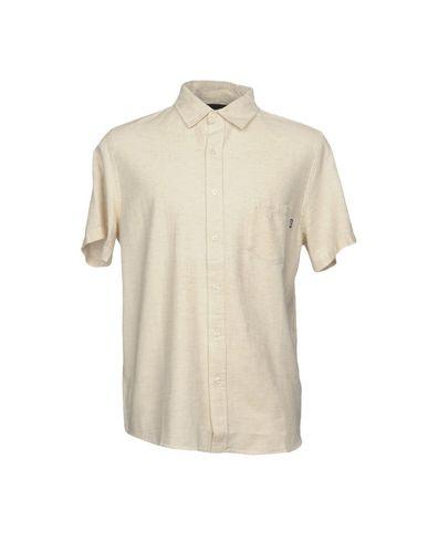 HUFリネンシャツ