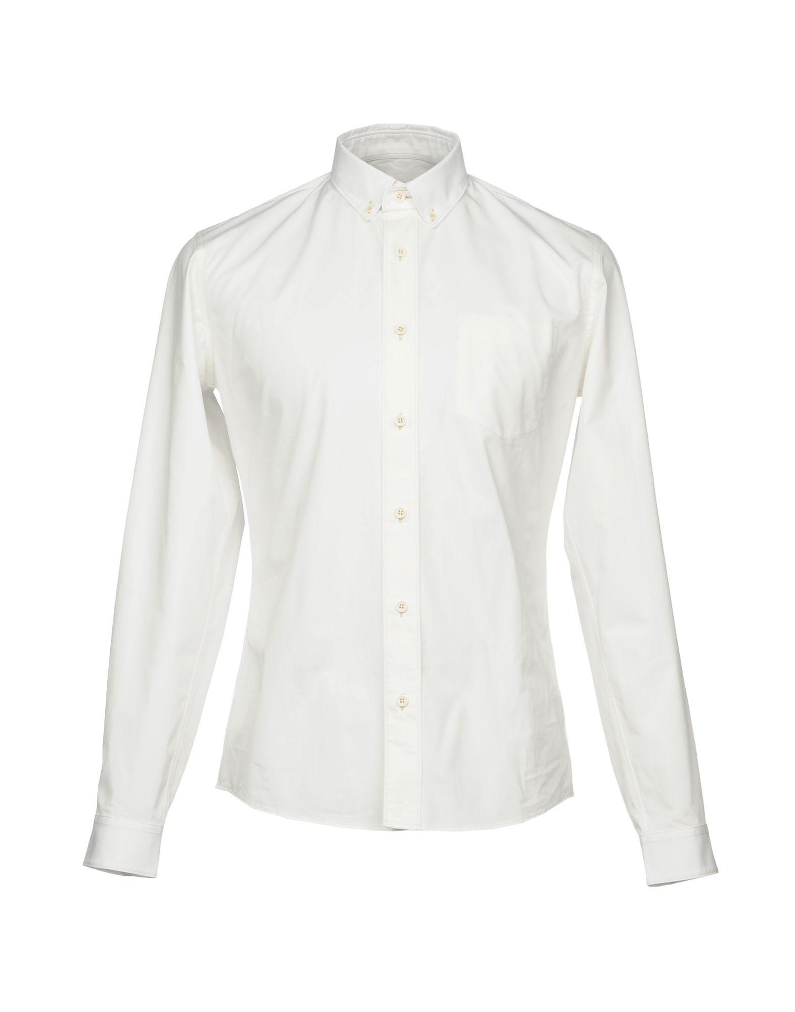 Camicia Tinta Unita Golden Goose Deluxe Brand Uomo - Acquista online su