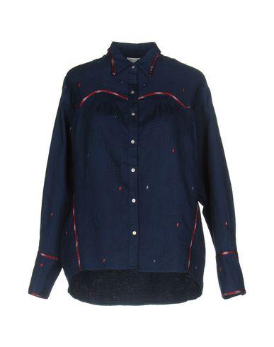 THIERRY COLSON Hemden und Blusen einfarbig Neueste Online-Verkauf 6ZQknVuiN