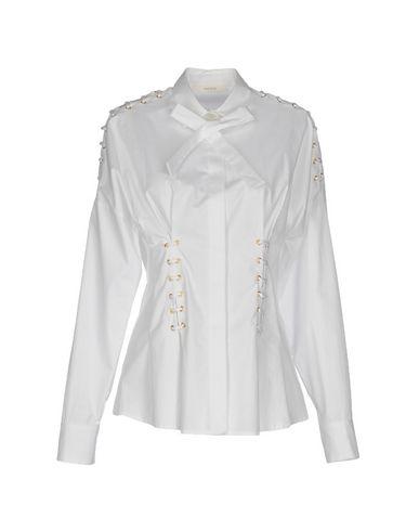 billig butikk tilbud designer Lucille Skjorter Og Bluser Glatte for fin online Rimelig forfalskning ShOnll0rQl